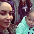Tammy Brawner a publié une photo d'elle et sa fille Zoey sur Instagram en janvier 2017