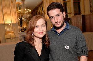 Isabelle Huppert, son fils Lorenzo: