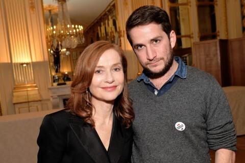 """Isabelle Huppert, son fils Lorenzo: """"On a eu une vie comme celle de nos copains"""""""