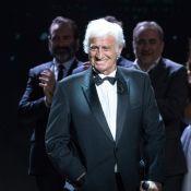 César : Jean-Paul Belmondo, ému aux larmes devant sa fille Stella et sa famille