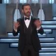 Jimmy Kimmel pendant la cérémonie des Oscars 2017.