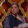 Le Client, d'Asghar Farhadi, remporte l'Oscar du meilleur film en langue étrangère.