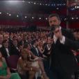 Des anonymes débarquent et saluent des stars aux Oscars 2017
