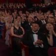 Jimmy Kimmel et Sunny Pawar rejouent le Roi Lion aux Oscars.