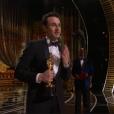 Justin Hurwitz remporte l'Oscar de la meilleure musique pour La La Land.