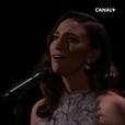 Sarah Bareilles chante pour le In Memoriam