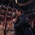 Damien Chazelle remporte l'Oscar du meilleur réalisateur pour La La Land.
