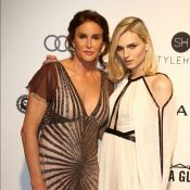 Caitlyn Jenner : Sur son 31 aux Oscars avec Andreja Pejic