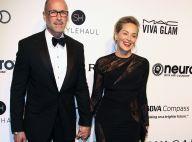 Oscars 2017 : Sharon Stone et Ciara enceinte, radieuses chez Elton John