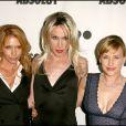 Rosanna, Alexis et Patricia Arquette à la 17e édition des Glaad Media Awards à Los Angeles le 8 avril 2006