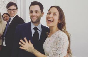 Penn Badgley (Gossip Girl) : Surprise, l'acteur s'est marié en secret !