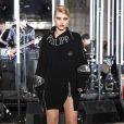 Sofia Richie au Défilé de mode Philipp Plein collection prêt-à-porter Automne Hiver 2017-2018 lors de la fashion week à New York, le 13 février 2017.