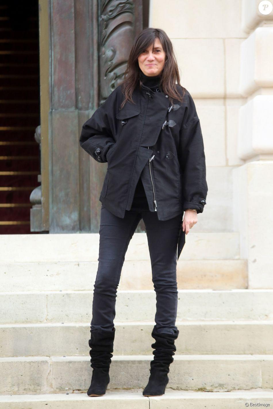 Emmanuelle alt arrive l 39 h tel potocki si ge de la - Chambre de commerce et de l industrie de paris ...