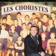 Exclusif - Jean-Luc Reichmann à la générale de la comédie musicale Les Choristes au théâtre des Folies Bergère à Paris, France, le 2 mars 2017.
