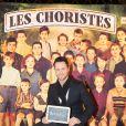 Exclusif - Christian Millette à la générale de la comédie musicale Les Choristes au théâtre des Folies Bergère à Paris, France, le 2 mars 2017.