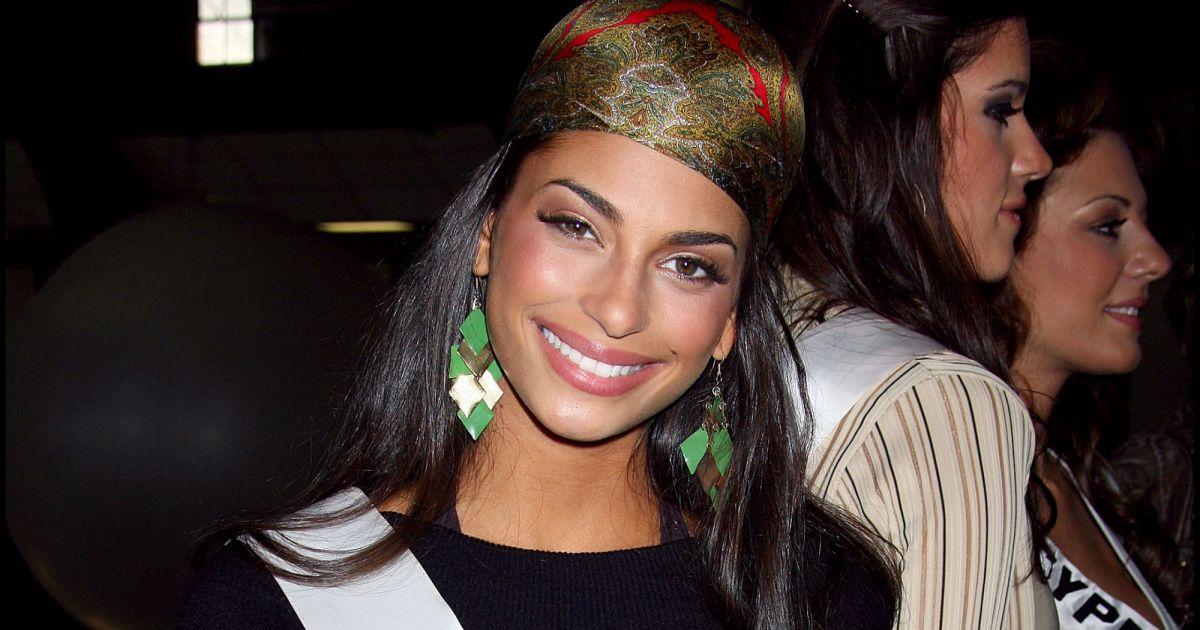 Tatiana silva ex miss belgique lors du concours miss univers 2006 - Tatiana silva et son compagnon ...