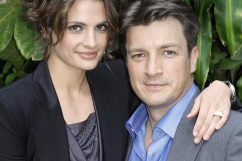 Castle, c'est fini : Réaction des interprètes de Richard Castle et Kate Beckett...