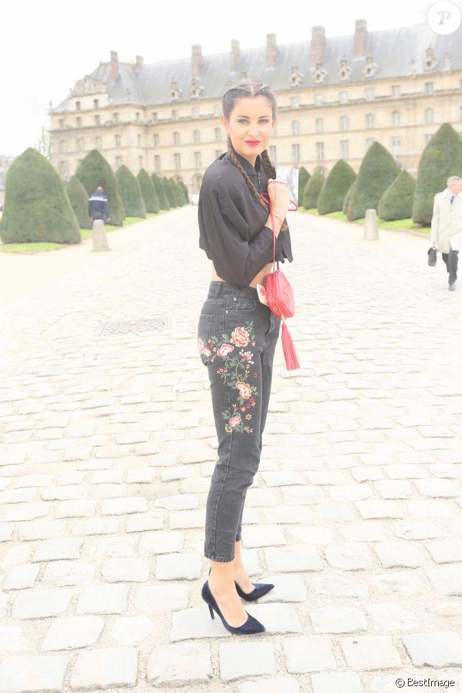Malika M Nard Au D Fil De Mode Agn S B Collection Pr T