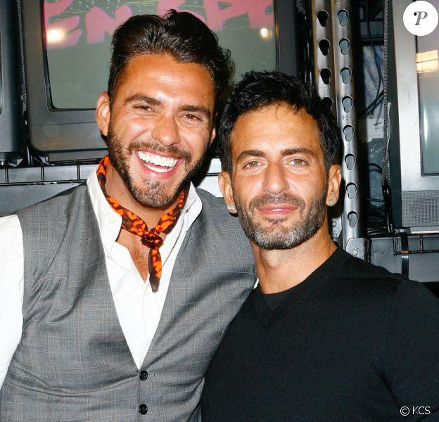 Marc Jacobs et son ami Lorenzo ont passé une excellente soirée !