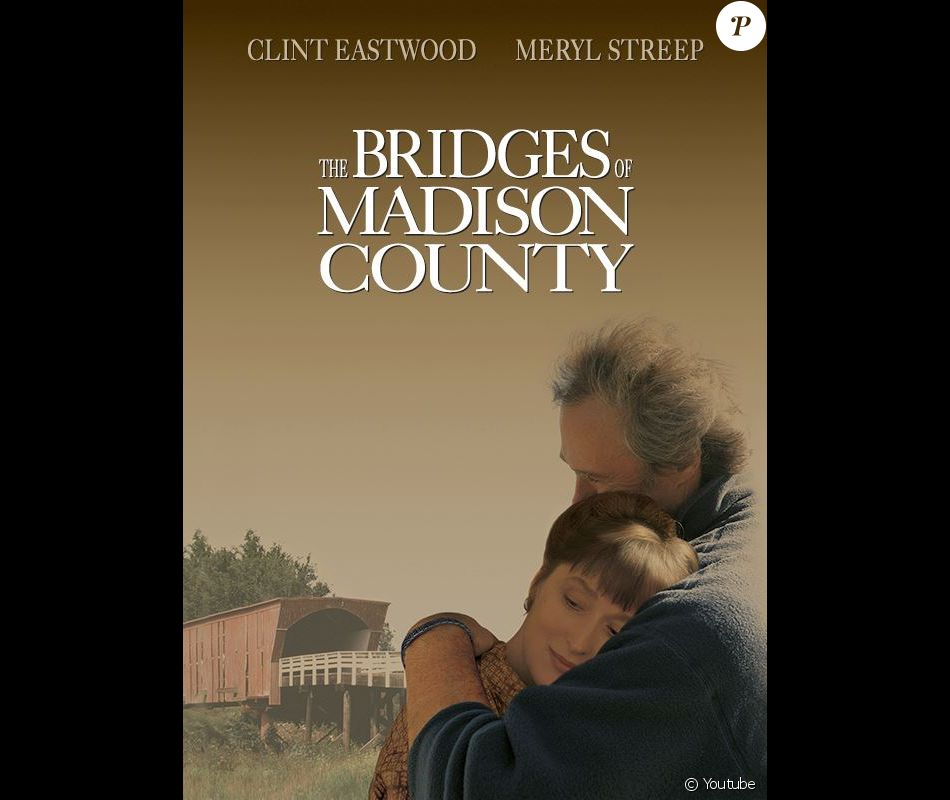 Robert James Waller, auteur de The Bridges of Madison County (Sur la route de Madison), est mort le 10 mars 2017 à 77 ans. Ici lors d'une interview