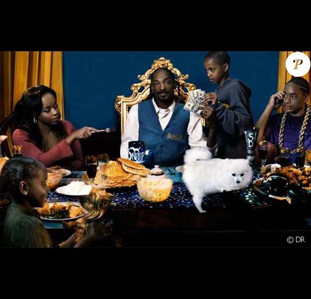 Snoop Dogg & family !