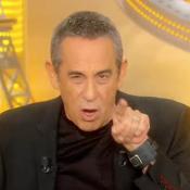 """Thierry Ardisson insulté par Bruno Masure : """"Viens me le dire en face !"""""""