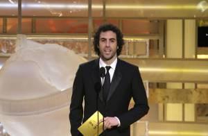 Sacha Baron Cohen, alias Borat... a scandalisé les Golden Globes !