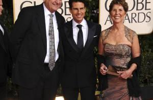 Tom Cruise avec maman et beau-papa aux Golden Globes... avant la fête avec Katie !