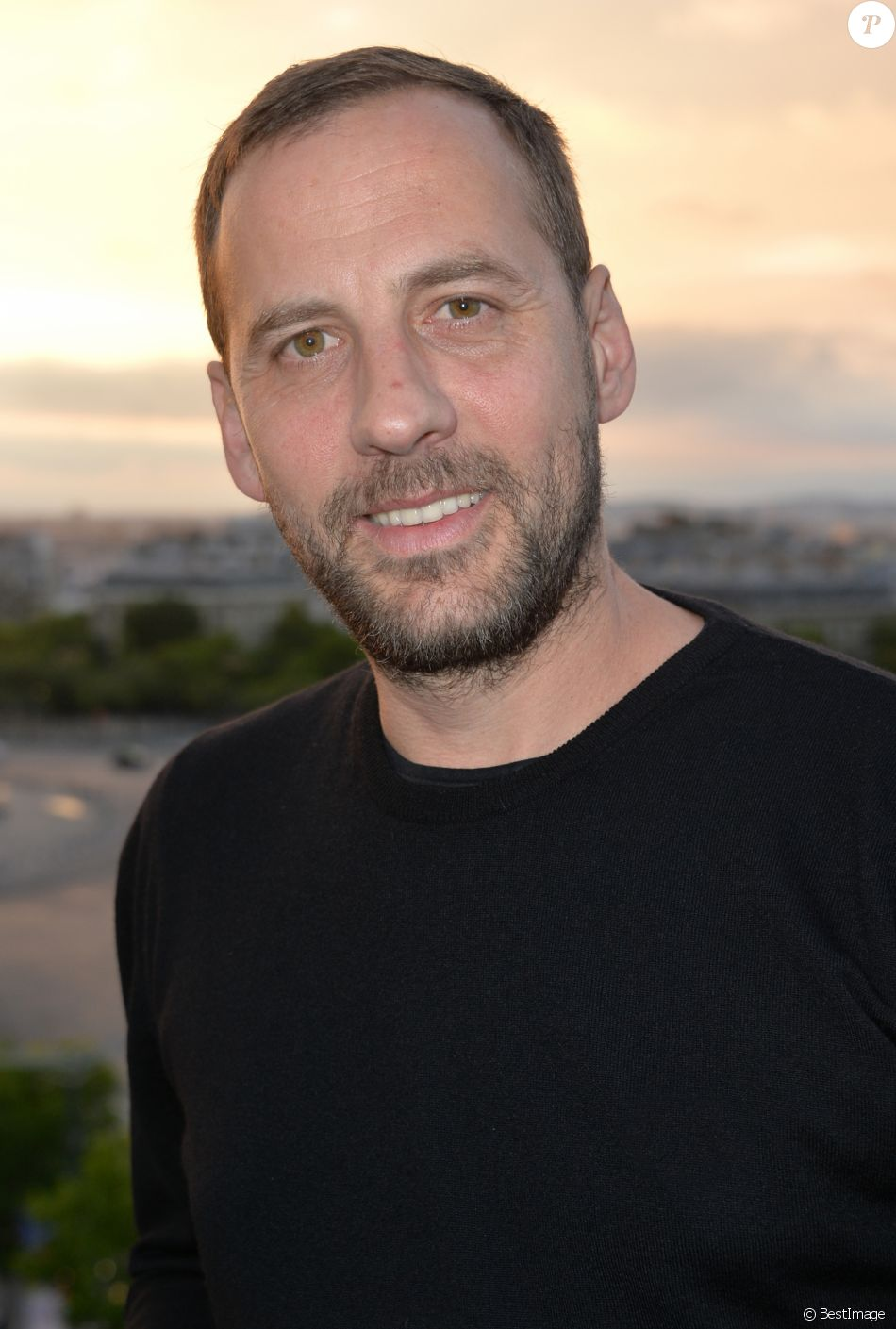 """Exclusif - Fred Testot - Les acteurs et les invités du film """"Bon rétablissement !"""" sur la terrasse du Publicis et à l'avant-première du film lors du 3ème Champs-Elysées Film Festival à Paris, le 16 juin 2014."""