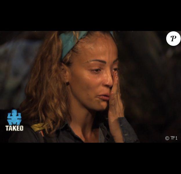 "Hada est éliminée - ""Koh-Lanta Cambodge"", le 24 mars 2017 sur TF1."