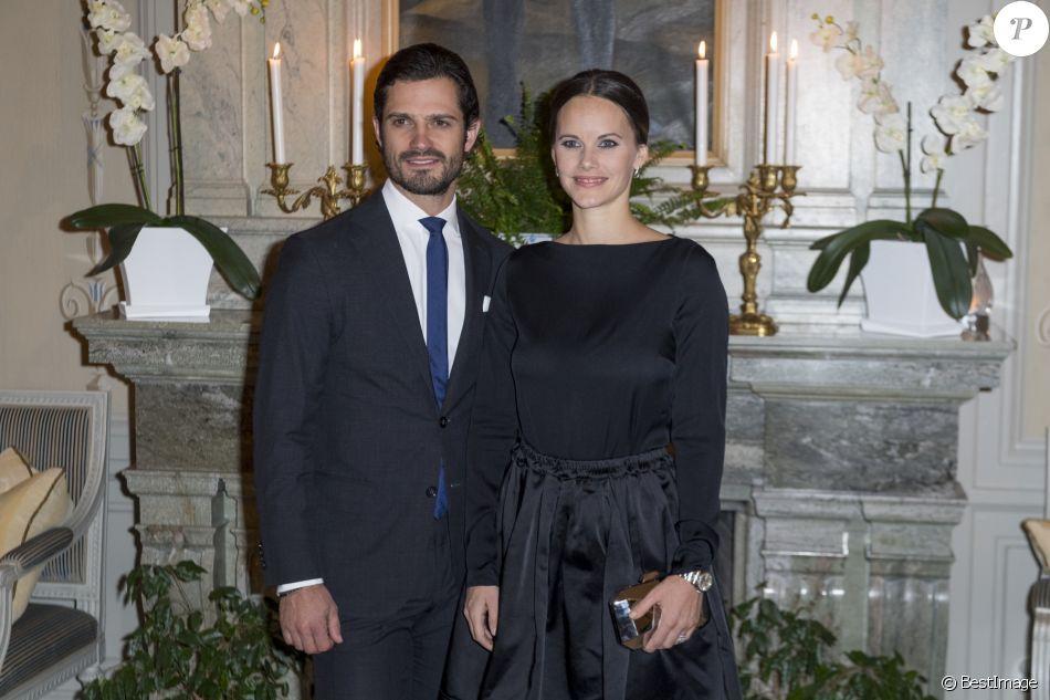 Le prince Carl Philip et la princesse Sofia (Hellqvist) de ...