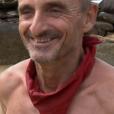 "Franck dans ""Koh-Lanta Cambodge"", le 24 mars 2017 sur TF1."