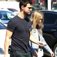 Taylor Lautner et Billie Lourd à West Hollywood, le 23 mars 2017