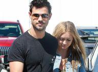Billie Lourd : Main dans la main avec Taylor Lautner, elle retrouve le sourire