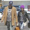 Exclusif - Rachel Bilson et son compagnon Hayden Christensen sont allés déjeuner au restaurant 'Du-Par' à Los Angeles, le 23 mars 2017 © CPA/Bestimage