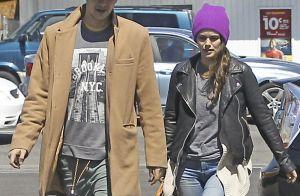 Rachel Bilson et Hayden Christensen : Détendus pour une rare apparition à deux