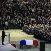 Obsèques d'Henri Emmanuelli : La famille et Benoît Hamon très émus