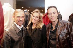 Anthony Delon soutenu par ses filles Liv et Loup pour présenter sa collection