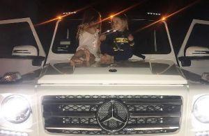 Kourtney Kardashian : Ses enfants assis sur 100 000 euros, la toile enrage !