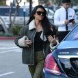 Kim Kardashian à Calabasas, le 22 février 2017.