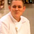 """Julien - """"Top Chef 2017"""" sur M6, le 29 mars 2017."""