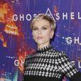 """No Web No Chaines TV - Scarlett Johansson - Avant-première du film """"Ghost in the Shell"""" au Grand Rex à Paris, France, le 21 mars 2017. © Christophe Aubert via Bestimage"""