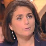 """TPMP – Valérie Bénaïm """"courtisée"""" par Alain Delon : Elle raconte !"""