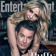 """Sarah Michelle Gellar et James Marsters réunis pour les 20 ans de """"Buffy contre les vampires"""" (mars 2017)."""