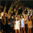 "Le casting de ""Buffy contre les vampires"" en 1997"