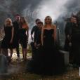 """Les acteurs de """"Buffy contre les vampires"""" réunis pour les 20 ans de la série (mars 2017)."""