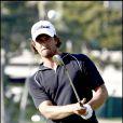 Le golfeur Adam Scott, à qui l'on prête une relation avec la comédienne Kate Hudson