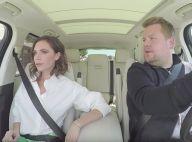 Victoria Beckham tout sourire : L'ex-Spice Girl chante pour le Carpool Karaoke