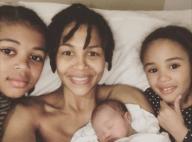 Ayo : Maman pour la 3 eme fois, poste une adorable photo avec son bébé