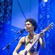 Ayo en concert lors du Festival Nuits du Sud à Vence le 19 juillet 2015.19/07/2015 - Vence